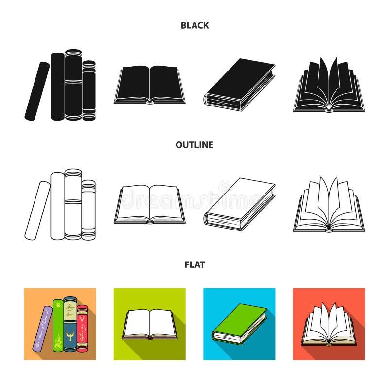 图书馆和课本象被隔绝的对象  图书馆和学校储蓄传染媒介例证的汇集 皇族释放例证
