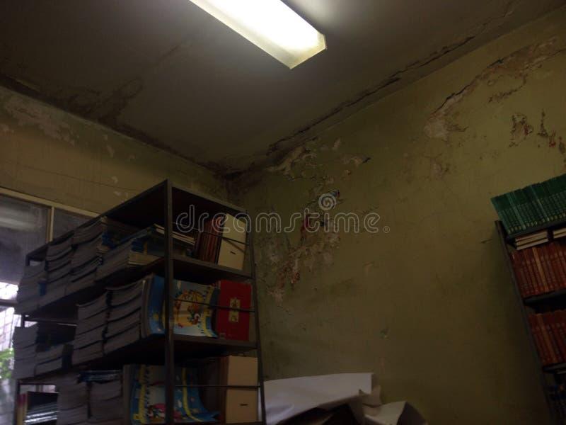 图书馆在斯摩棱斯克 库存图片