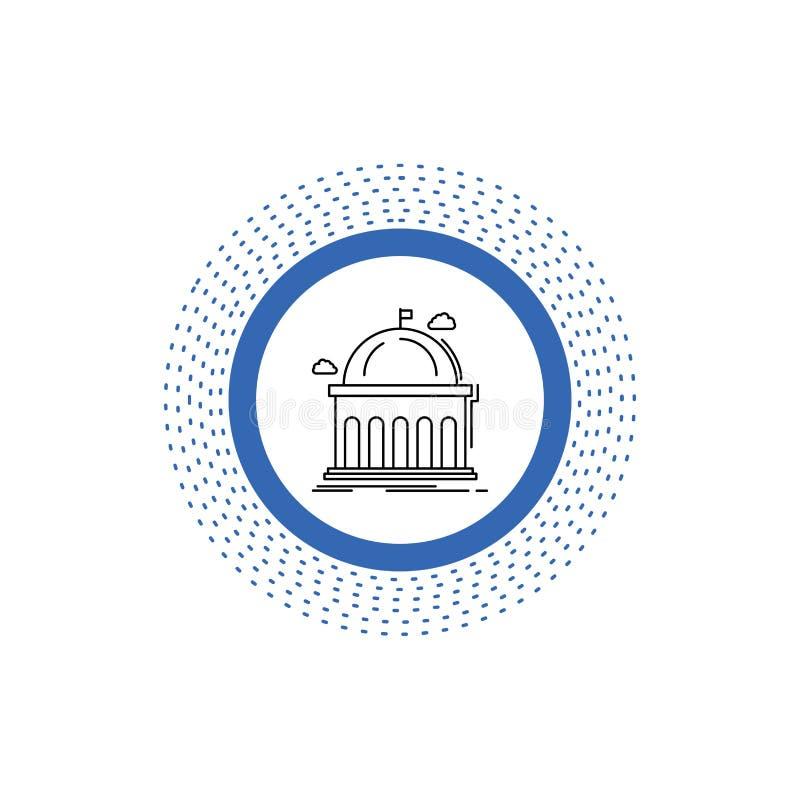 图书馆,学校,教育,学会,大学线象 r 库存例证