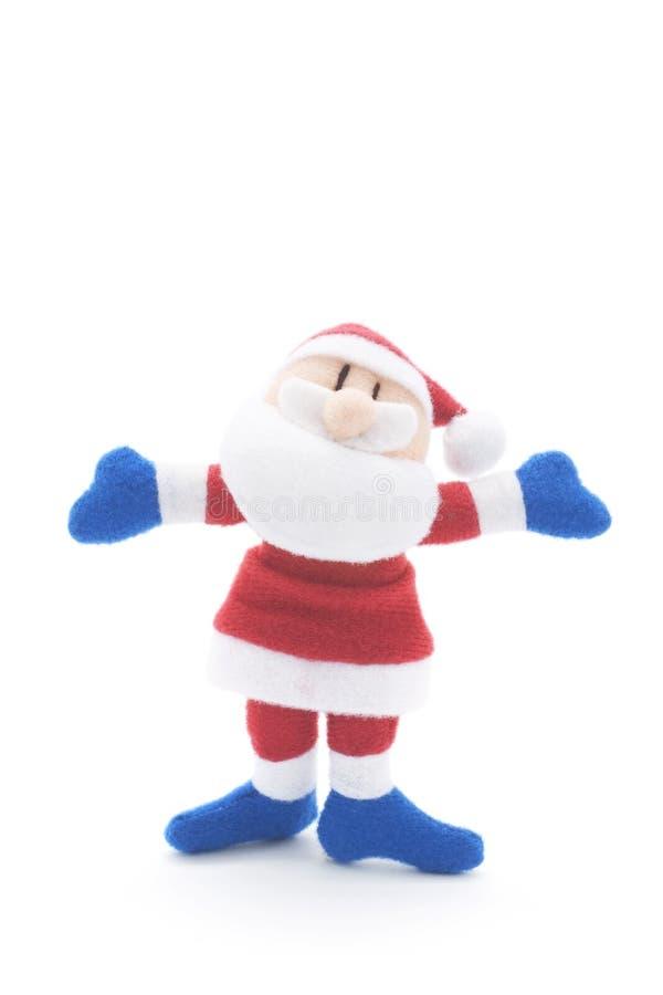图圣诞老人 免版税库存照片