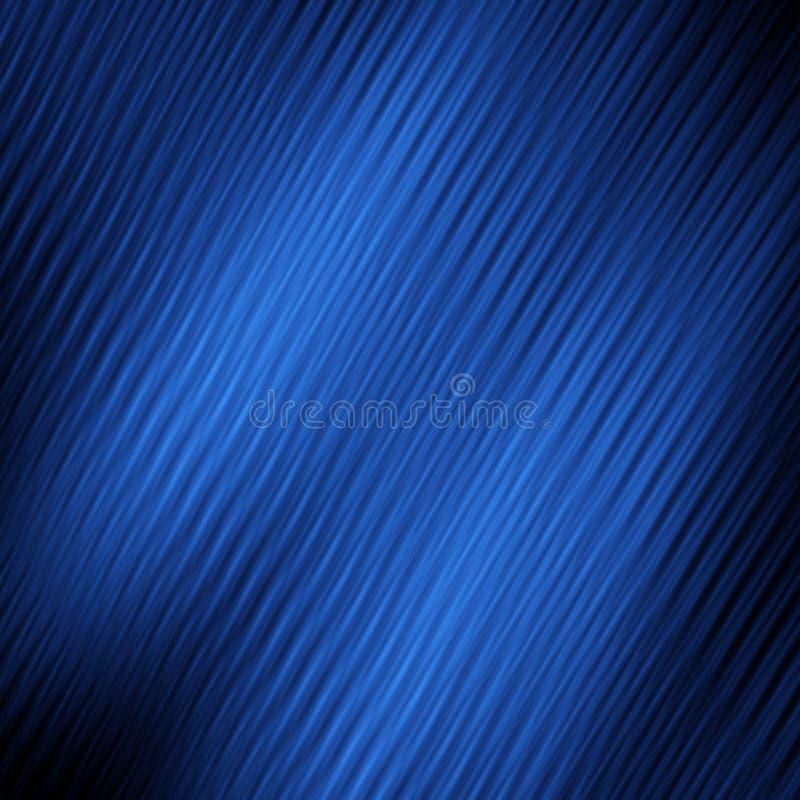 图片抽象蓝色深度背景 皇族释放例证