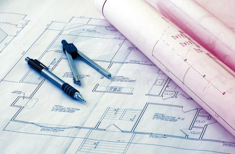 Download 图纸 库存照片. 图片 包括有 整修, 建筑, 拱道, 铅笔, 设计, 积累, 承包商, 图纸, 指南针, 改造 - 64350