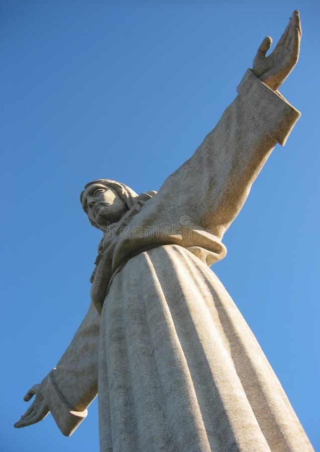 图耶稣 免版税库存图片