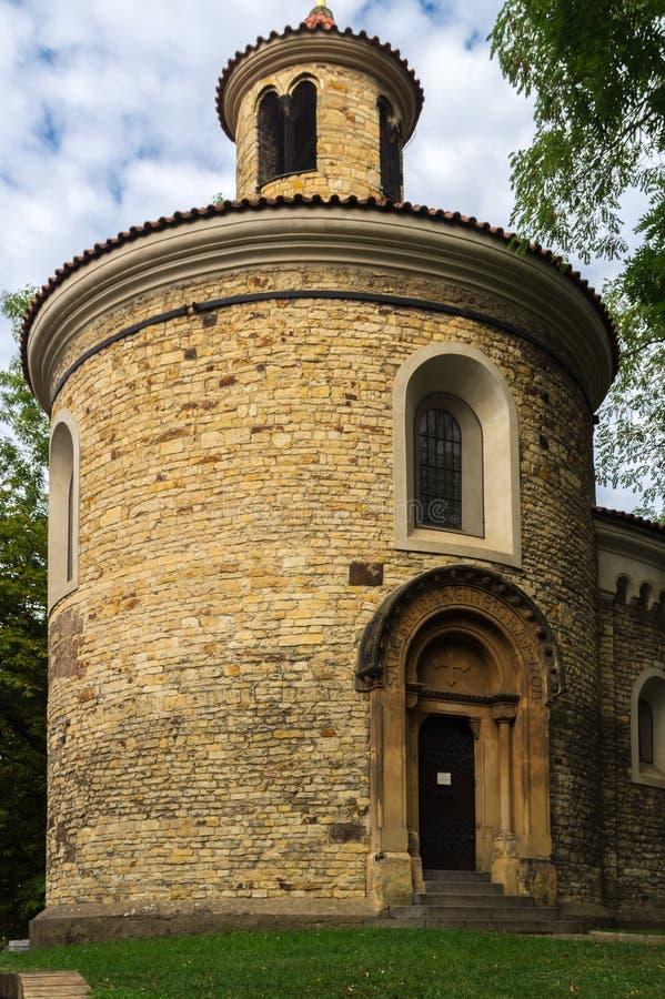 圆形建筑圣马丁 免版税库存图片