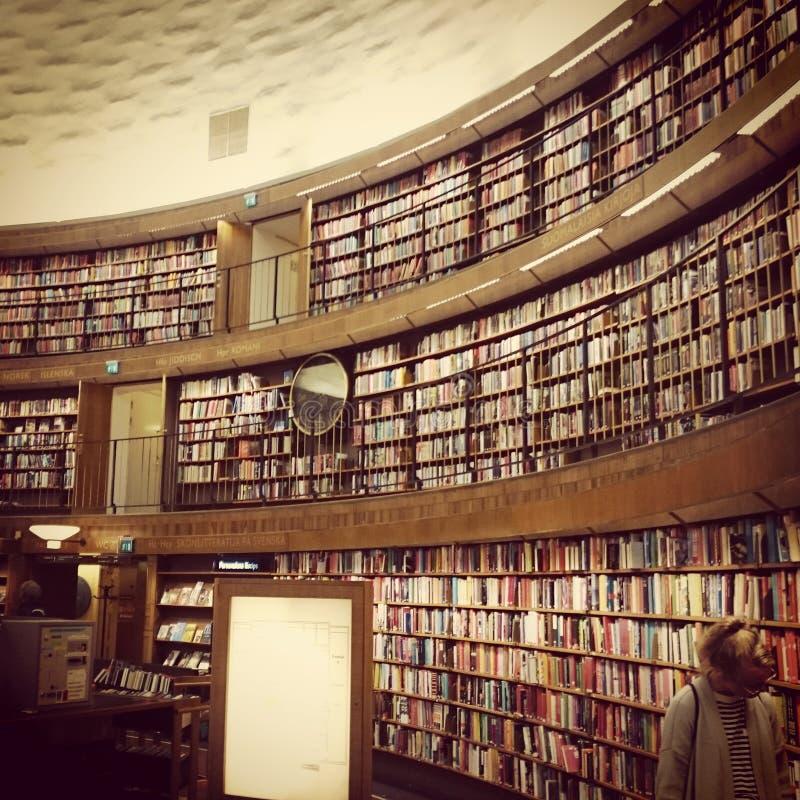 斯德哥尔摩图书馆 id. 109977301farbod aprin   dreamstime.