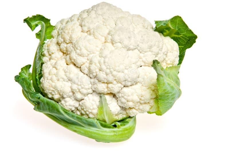圆白菜花椰菜 库存照片