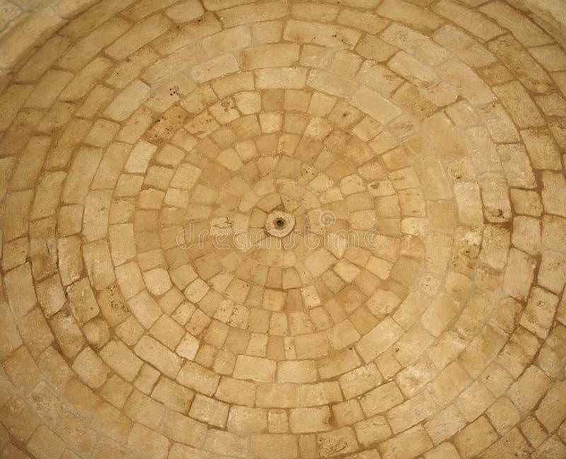 圆的石工 免版税库存图片