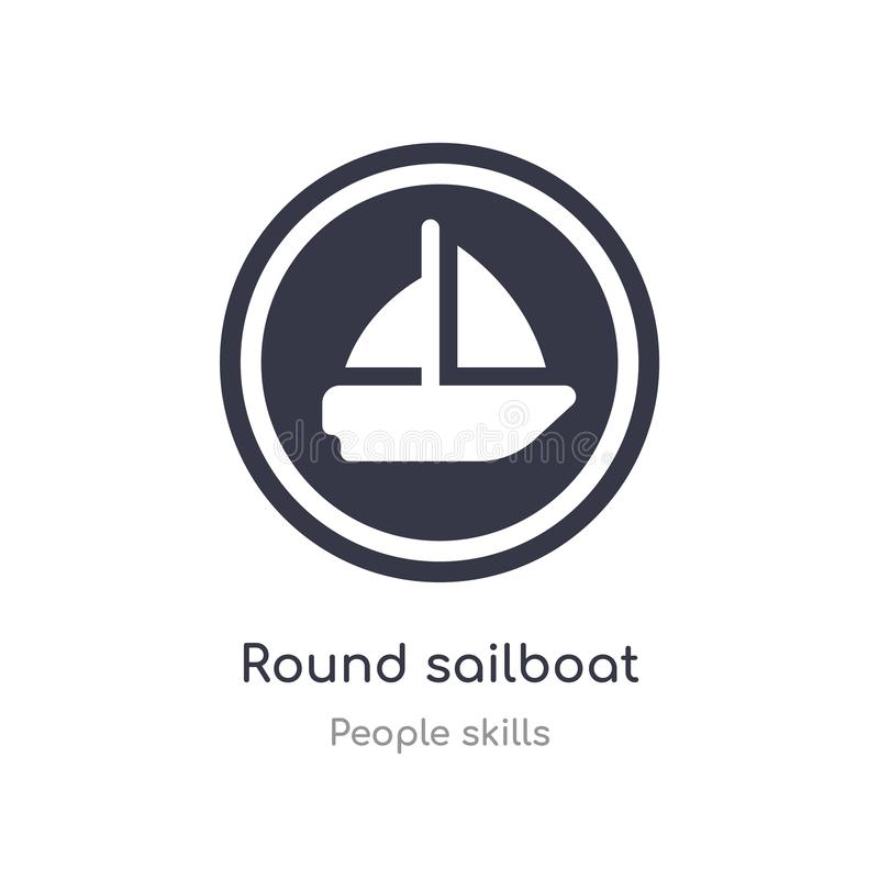 圆的风船概述象 r 编辑可能的稀薄的冲程圆的风船 皇族释放例证