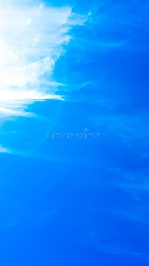 圈子太阳亮光 图库摄影
