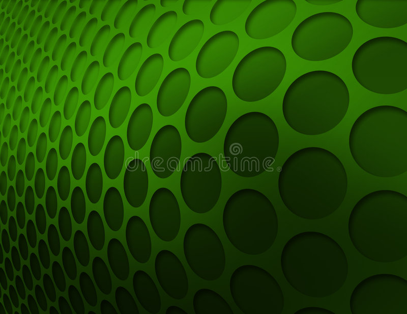 圈子绿色模式 皇族释放例证