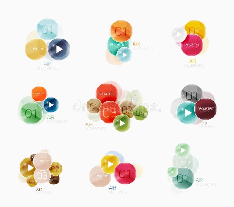 Download 圈子网箱子的汇集 向量例证. 插画 包括有 聊天, 绿色, 国界的, 要素, 抽象, 圈子, 照亮, bubblegum - 72357203
