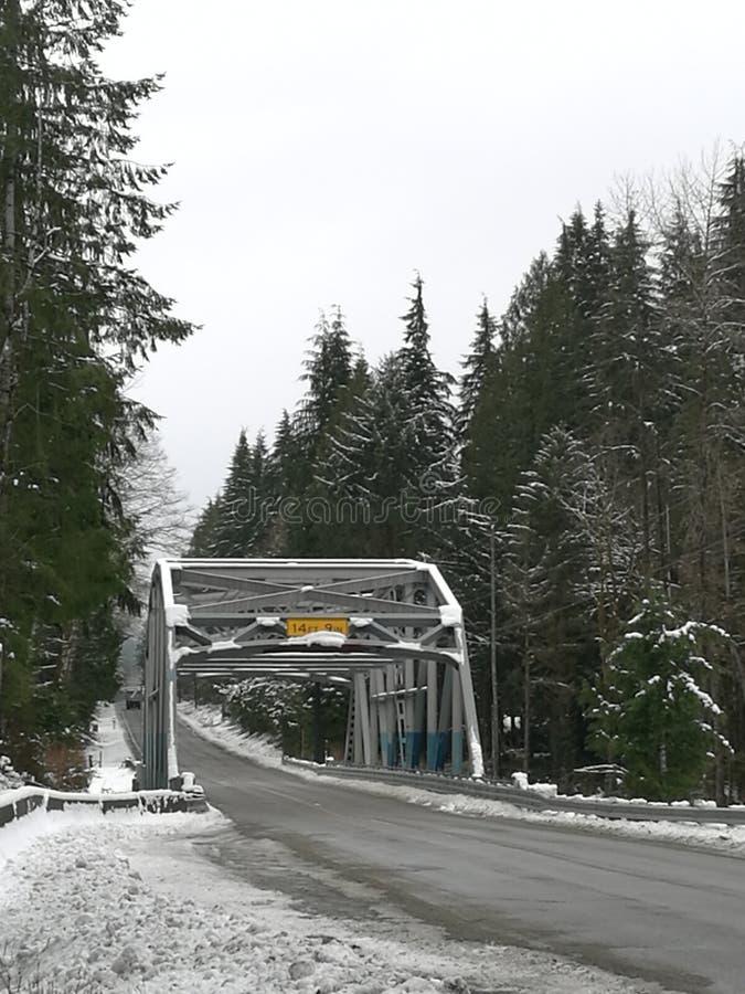 圈高速公路 图库摄影