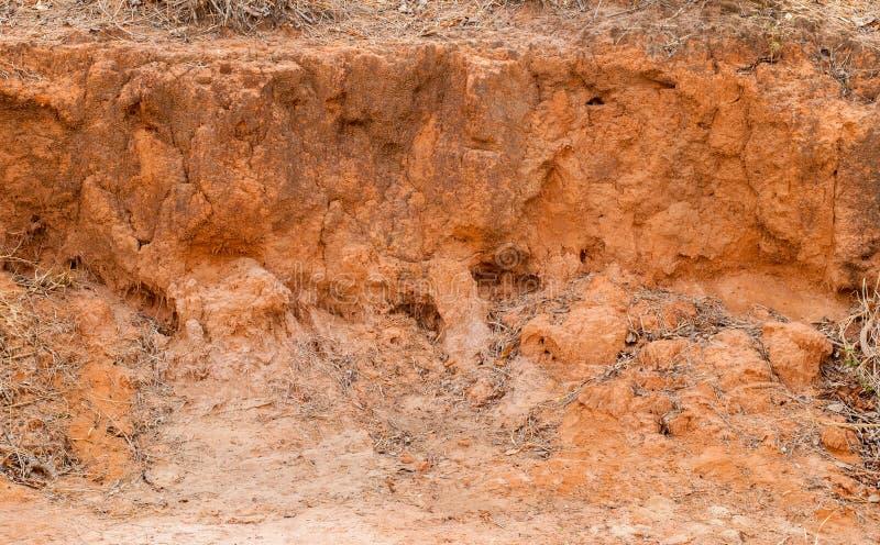 土壤层数 库存图片