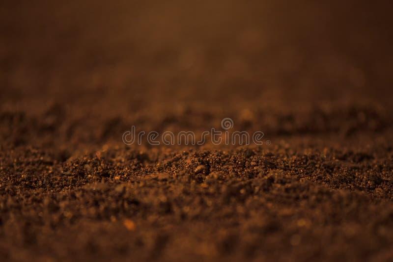 土壤接近  库存图片