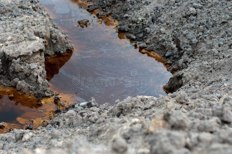 土壤污染 库存照片