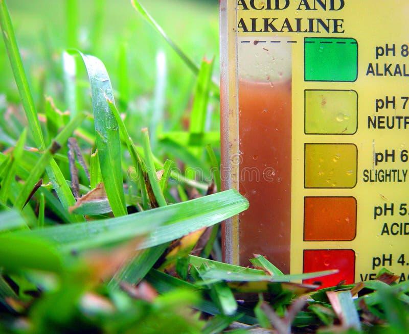 土壤测试 库存图片