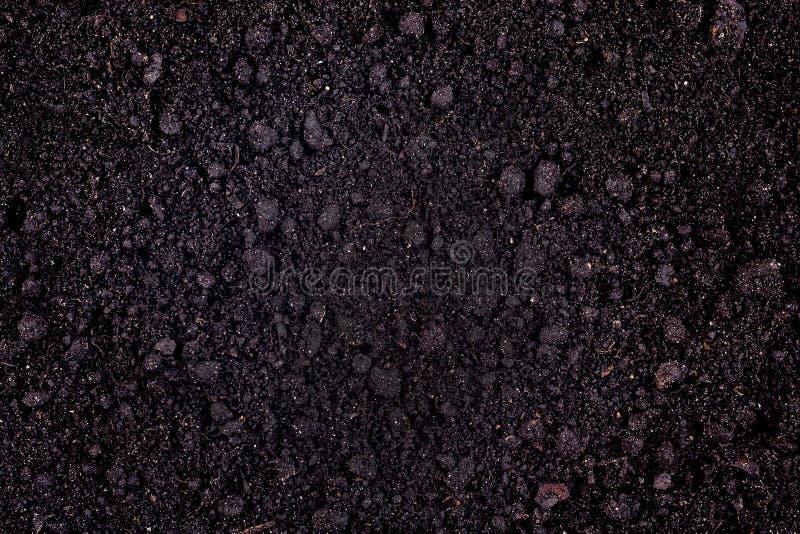 土壤背景 免版税库存图片