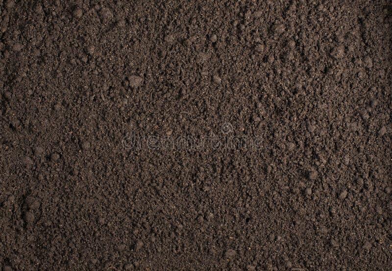 土壤纹理背景 免版税图库摄影