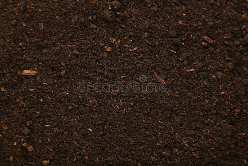 土壤背景 库存图片
