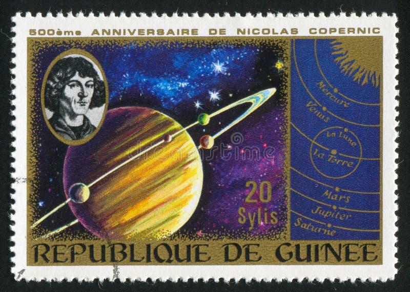 土星 免版税库存图片