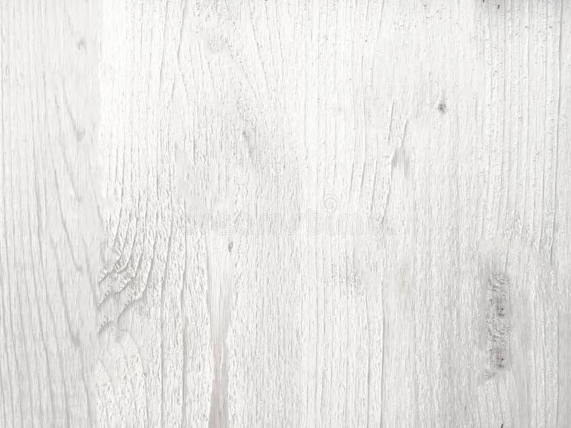 土气被粉刷的木背景纹理 皇族释放例证