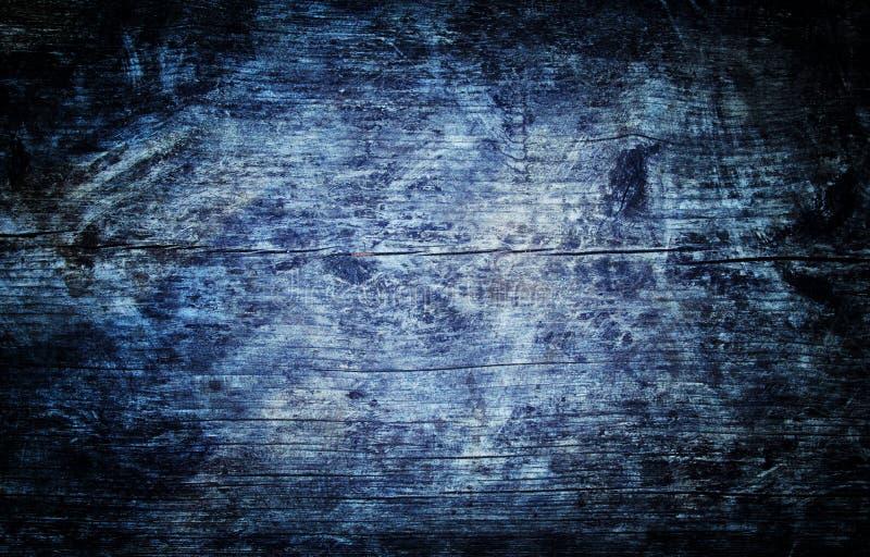 土气黑暗的木背景 老葡萄酒planked木头 大方的本体空间 免版税库存照片