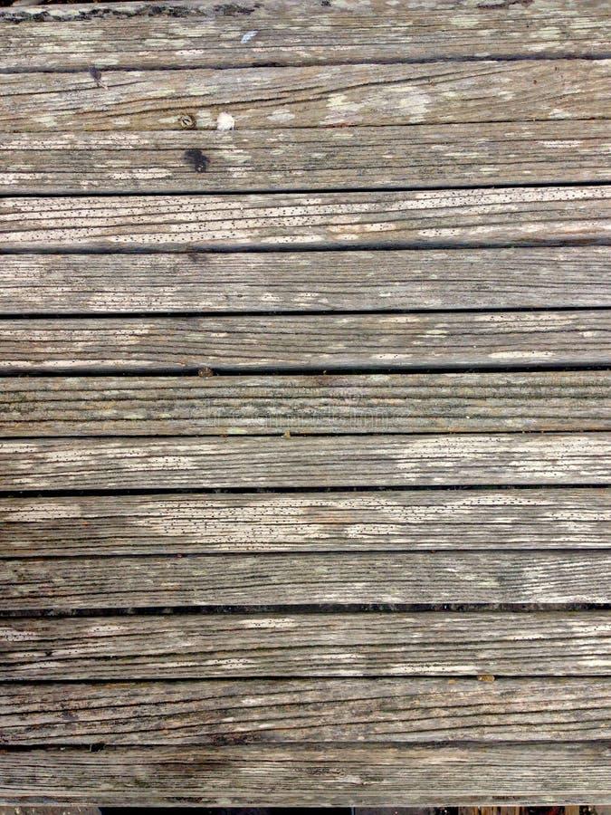 土气年迈的脏的概略的木委员会老木盘区 免版税库存照片