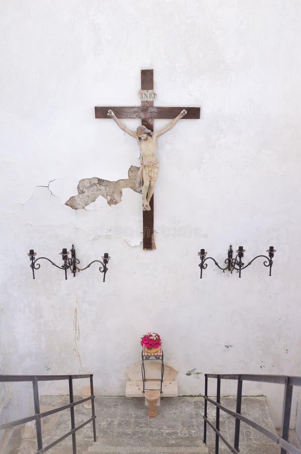 土窖在索勒马略卡 库存照片
