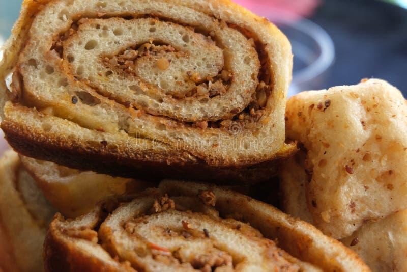土耳其可口莳萝蛋糕 库存图片