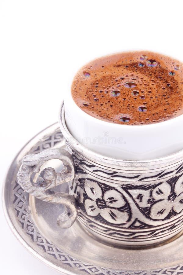 土耳其咖啡 免版税库存图片