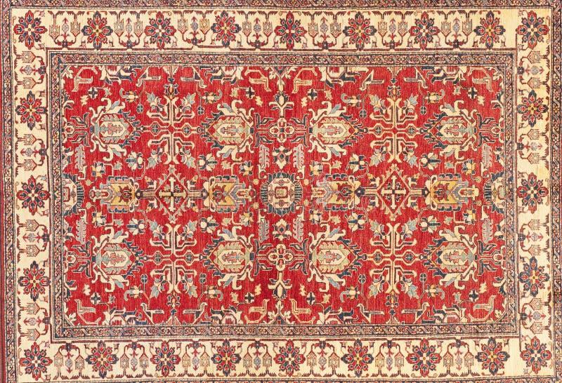 土耳其地毯 免版税库存图片