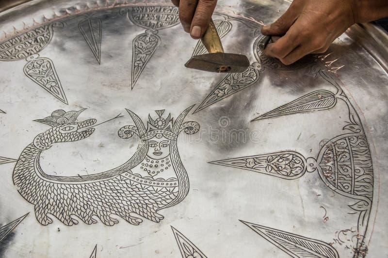 土耳其工艺 免版税图库摄影