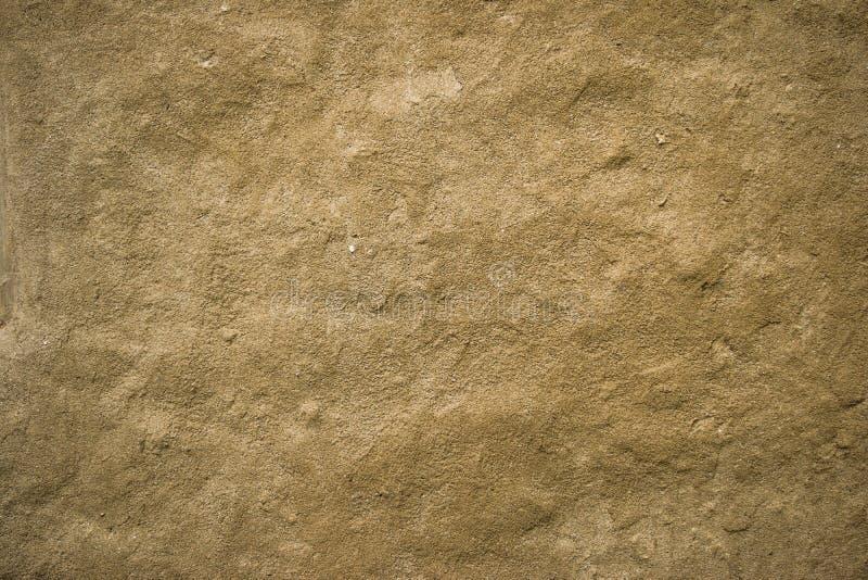 黏土背景墙壁  免版税图库摄影