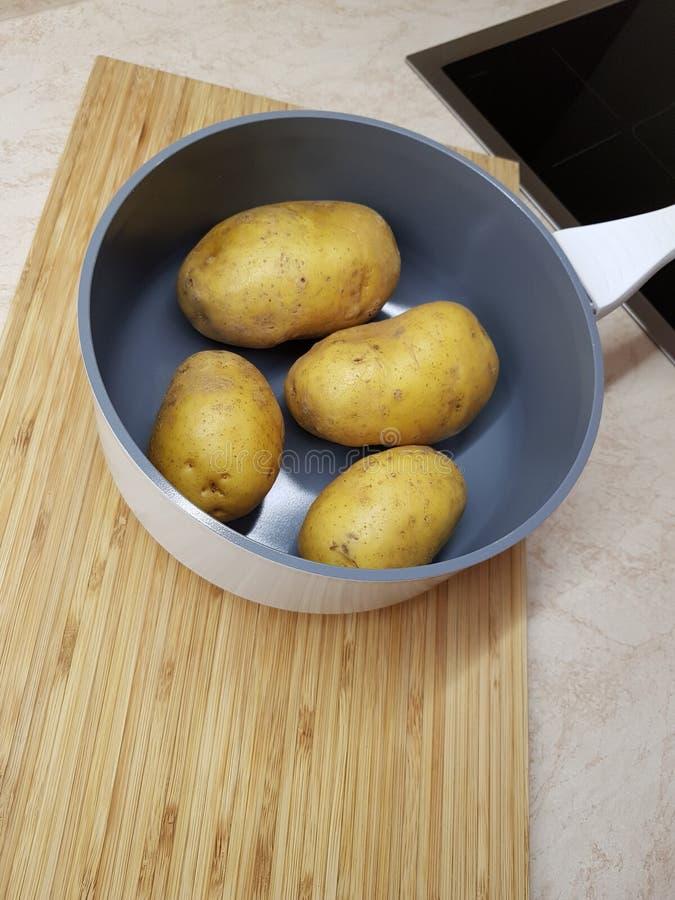 土豆 图库摄影