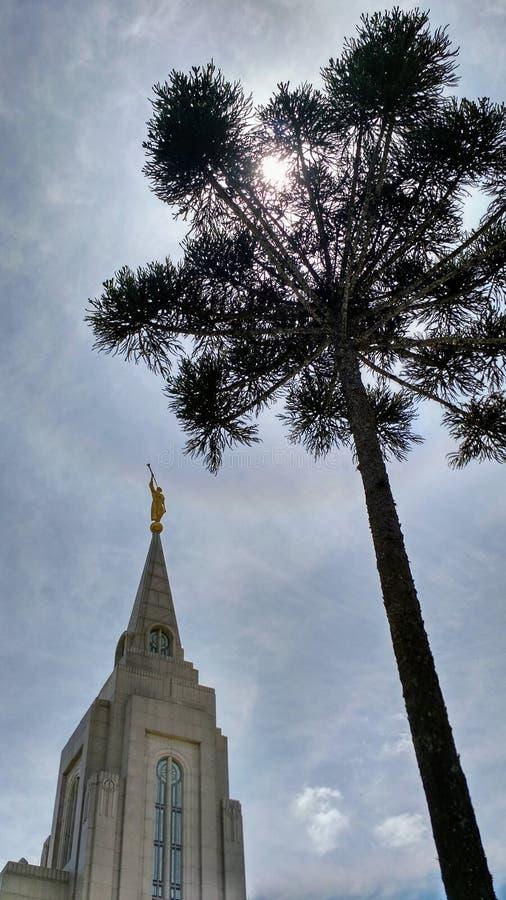 圣乔治寺庙 图库摄影