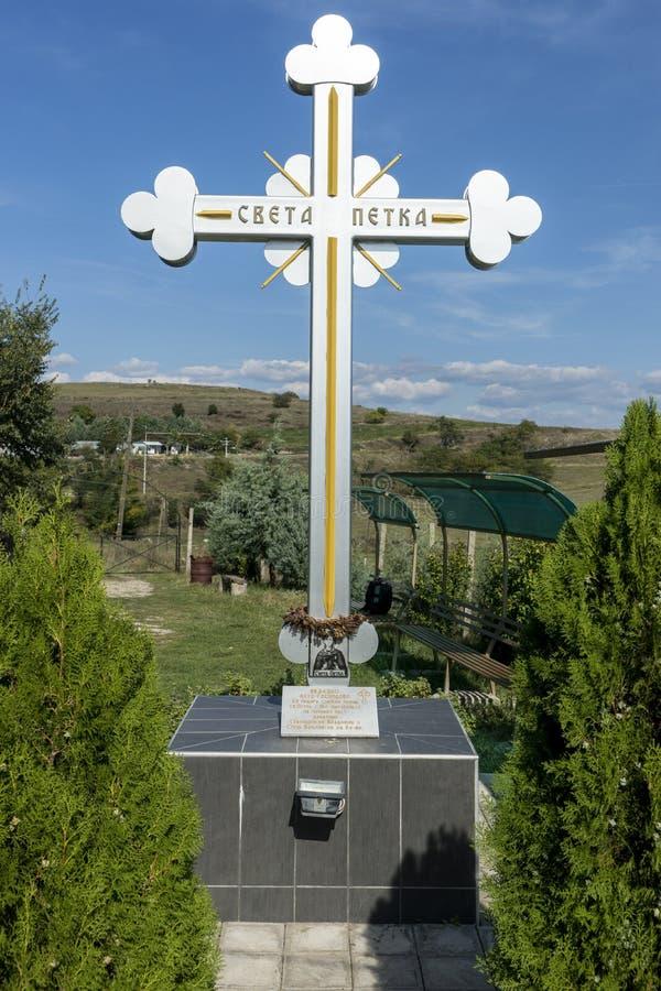 圣乔治Crkva Svetog Djordja教会  库存照片