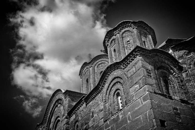 圣乔治Crkva Svetog Djordja教会  免版税库存照片