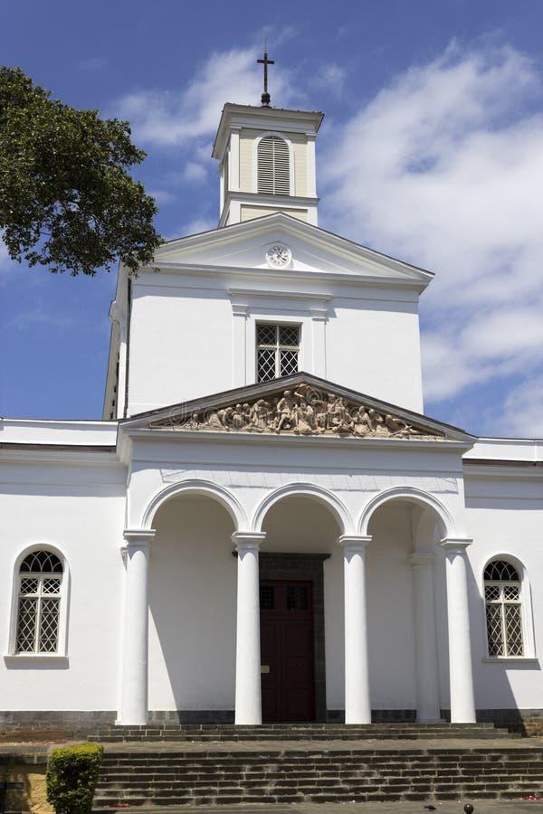 圣但尼大教堂  免版税图库摄影