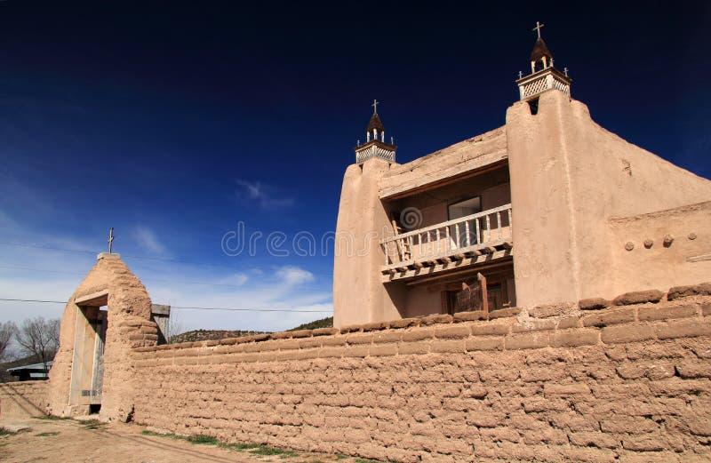 圣何塞de Gracia天主教 免版税图库摄影