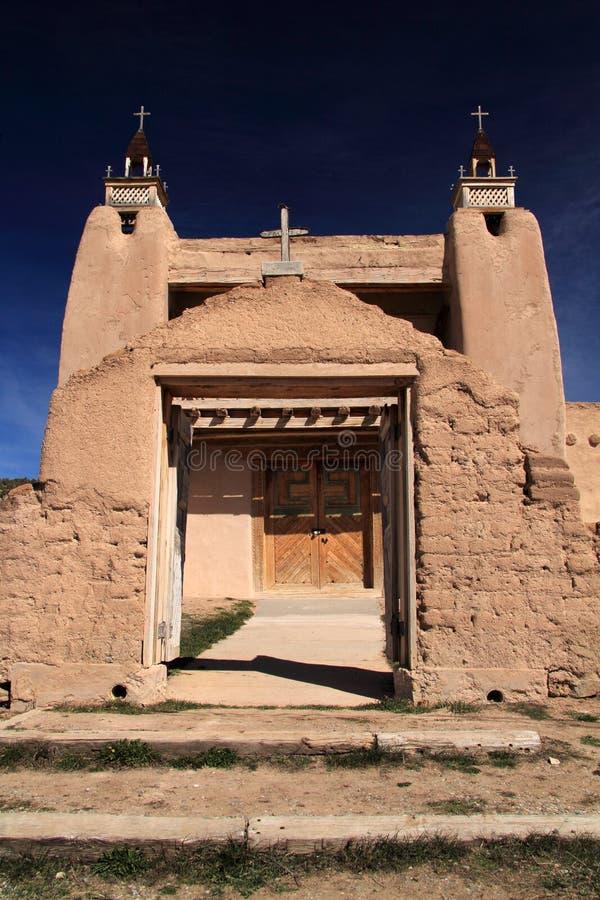 圣何塞de Gracia天主教 库存照片