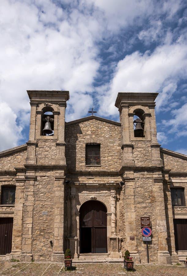 圣保洛教会  库存图片