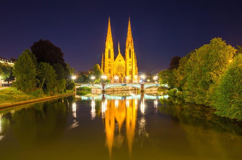圣保罗` s教会 免版税库存照片