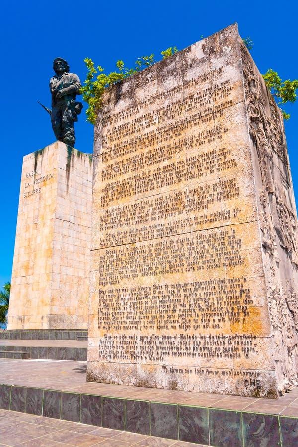 圣克拉拉,古巴- 2015年9月08日:车公 免版税库存图片