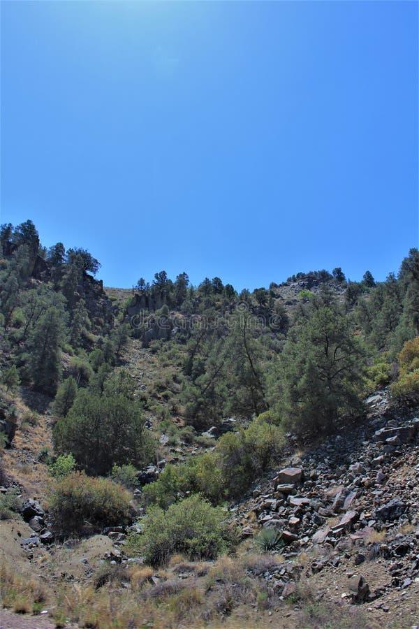 圣卡洛斯亚帕基印第安保护区,希拉县,亚利桑那,美国 库存图片
