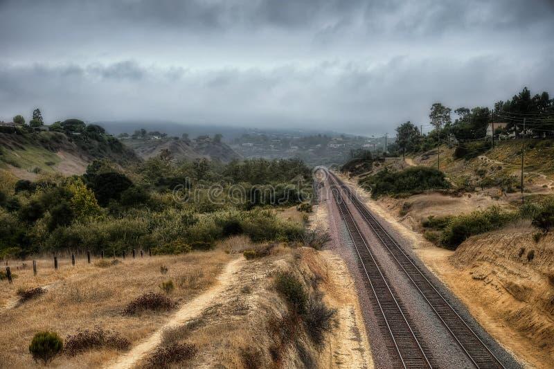 圣地亚哥峡谷 库存图片