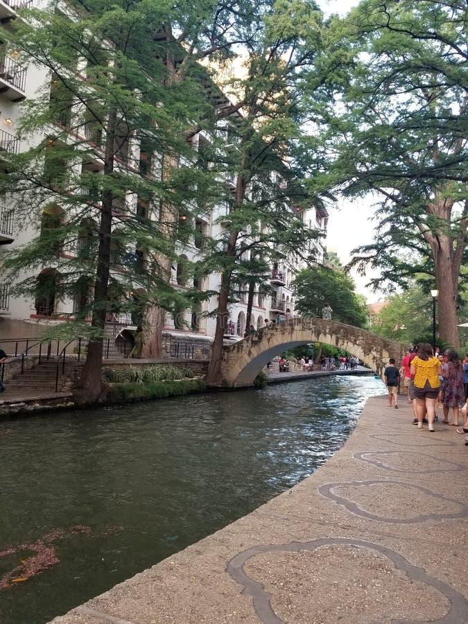 圣安东尼奥,TX 免版税库存照片