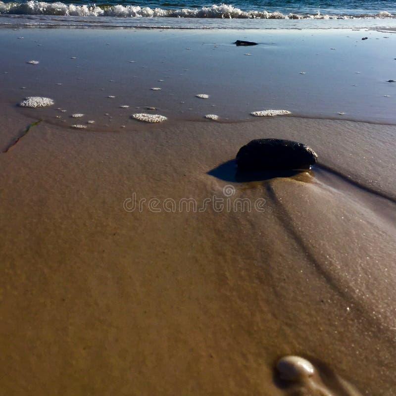 圣安德鲁斯海湾的国家公园 免版税库存照片