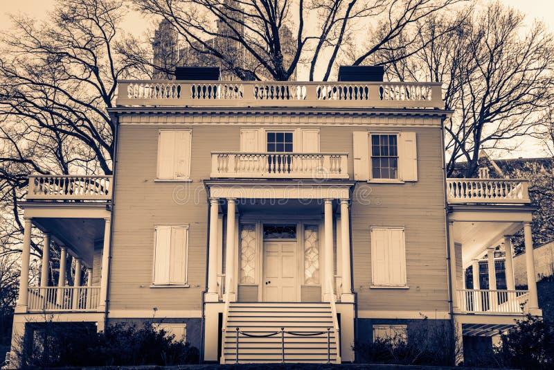 圣尼古拉斯公园的哈密尔顿农庄在哈林,曼哈顿,纽约,NY,美国 库存图片