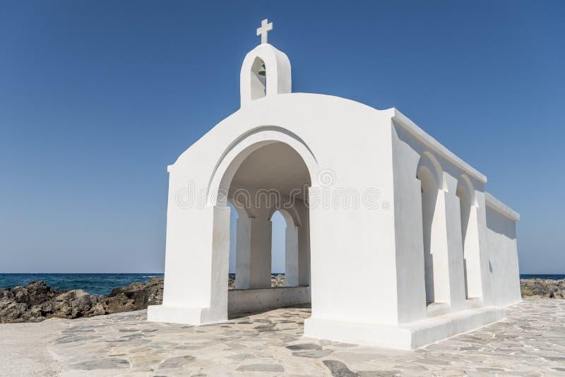 圣尼古拉斯教堂  免版税图库摄影
