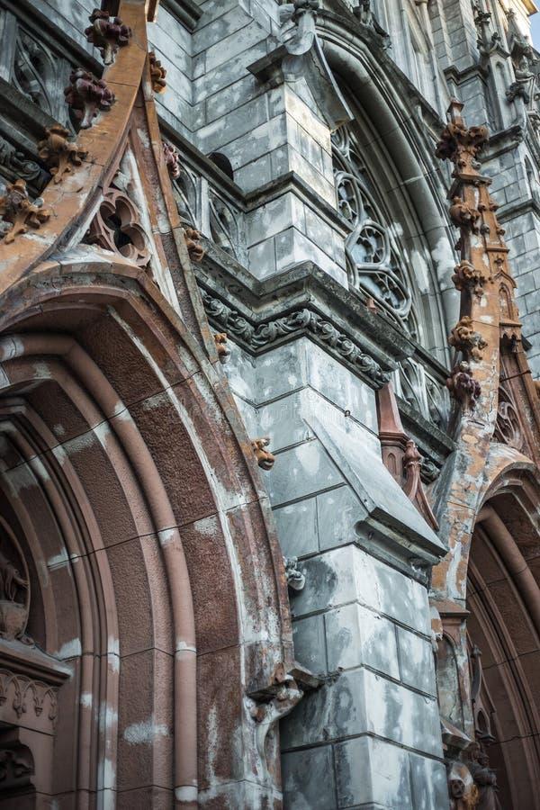 圣尼古拉斯特写镜头教会  免版税图库摄影